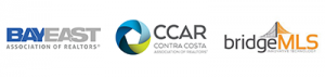 Bayeast BridgeMLS and CCAR Logo